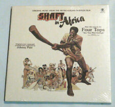 SHAFT  in Africa  Four Tops OST Soundtrack hip-o-select Mini LP CD  paper sleeve