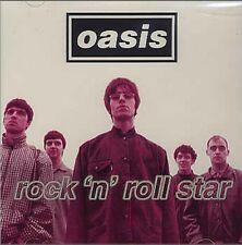 OASIS - ROCK 'N' ROLL STAR - US PROMO - MONSTER RARE !!!! - CD