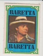 Monty Gum trading card 1978 TV Series: Baretta #13
