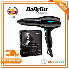 BaByliss Pro Speed AC Salon Professional 2200W Ceramic Ionic Hair Dryer - 5541CU