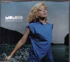 Moloko-Familiar Feeling cd maxi single incl Video