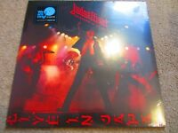 "Judas Priest - Unleashed In The East 12"" LP BRAND NEW AND SEALED Mint Condition"