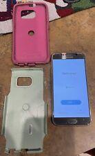 Samsung Galaxy S6 SM-G920P - 32GB - Black Sapphire (Sprint) Smartphone