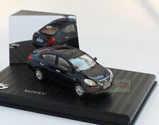 1/43 Scale Nissan SUNNY Diecast Black