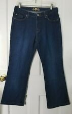 U.S. POLO ASSN. Original, Classic dark blue jeans, 5 pockets, Size 10, Stretch