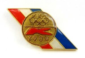 1984 Sarajevo Winter Olympic Games USA Olympic team pin