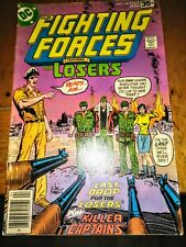 """DC Comic """"Our Fighting Forces"""" Vintage Hot Seat In Cold War #178 Mar/Apr '78 EX"""