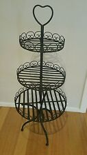 Large brand new Cake stand/fruit. Cafe. Home. Cupcakes. Coffee. Tea. Restaurant