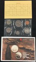 Canada 1985 Prooflike Mint Set.