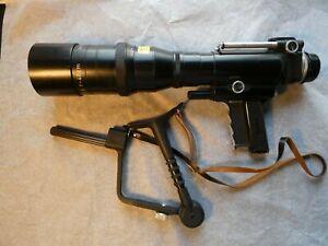 Novoflex Noflexar 400mm 1:5,6 f=40cm Telephoto Lens with Bellows and Pistol Grip