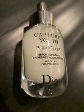 Dior Capture Youth Plump Filler Age-Delay Plumping Serum 1.0 oz