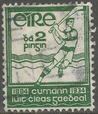 Pre-Decimal George VI (1936-1952) Used Irish Stamps