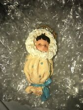 Nib Nos Figurine Friends Of The Feather Eskimo Baby 285552