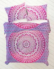 Duvet Cover New Mandala Quilt Cover Bohemian Hippie pillow Blanket Doona Cover