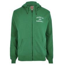 Franklin & Marshall Men's Zip Hoodie Green 2XL