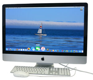 Apple iMac 27-Inch Intel Core i5 3.2GHz, 16GB mem., 1TB HD  Late 2013 Versa Mont