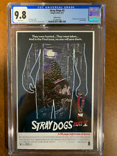 """🔥STRAY DOGS #5 - CGC 9.8 - """"FRIDAY THE 13TH""""  MOVIE HOMAGE - Image Comics🐶"""