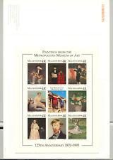 Maldives #2136 Art Music Flowers 1v M/S of 8 Imperf Chromalin Proof in Folder