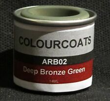 Deep Bronze Green - (ARB02)