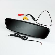 3.5 inch TFT Color car Mirror LCD Car Rearview Screen Monitor