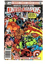 Marvel Super Hero Contest of Champions #1 - Starring every Marvel Super Hero!