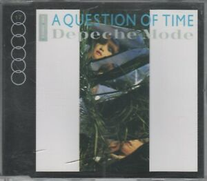 Depeche Mode  CD-SINGLE  A QUESTION OF TIME   ©  1986 / 1991