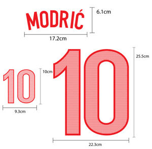 CROATIA HNS Home EURO 2012 REPRODUCTION Name Numbering PRINT EXCELLENT QUALITY