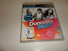 PLAYSTATION 3 ps3 DanceStar Party (Move Richiesto)