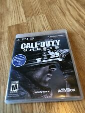 Call of Duty: Ghosts (Sony PlayStation 3, 2013) PS3 VC4