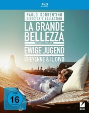 Paolo Sorrentino Box - Director's Collection - 4 Blu Ray Box