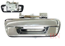 ISUZU RODEO DENVER DMAX D-MAX OUTER REAR TAILGATE BOOT DOOR HANDLE CHROME 03-11
