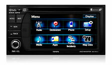 Toyota GPS Navigation CD Stereo HD Radio Bluetooth Touchscreen Denso 86120-YY111