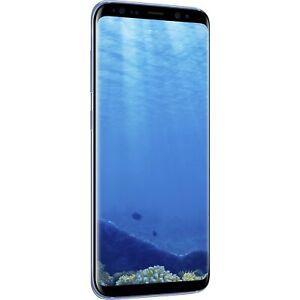Samsung Galaxy S8 SM-G950U 64GB Midnight Black Verizon Unlocked AT&T SPRINT ALL