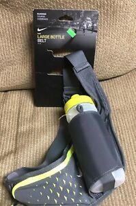 Nike Running Large Bottle Belt 22oz Green NEW