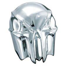 Motorrad Skull Chrome Hupencover / Abdeckung für Harley-Davidson Road King 1450