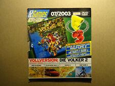 PC Games DVD mit: Die Völker 2