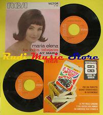 LP 45 7'' LOS INDIOS TABAJARAS Maria elena Ay maria italy RCA N1383*no cd mc dvd