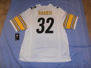 "Brand New w/tags NIKE ""On Field"" PITTSBURGH STEELERS Franco Harris #32 Jersey"