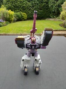 Transformers Armada Giga-Cons: Galvatron / Tank Transformer 2001 Toy Figure