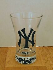 New York Yankees 2oz. Large Decal Cordial Shot Glass