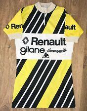 Renault Gitane Campagnolo Le Coq rare vintage Acryl cycling jersey size 2 (S)