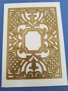 Anna Griffin Beribboned Cutting Die Create Cards Making