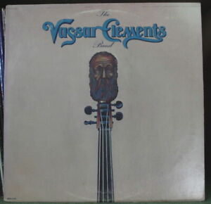 THE VASSAR CLEMENTS BAND COUNTRY US PRESS LP MCA CORAL 1977