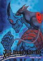 DEADBOLT & DIRT NAP / X-Men Fleer Ultra Wolverine (1996) Base Trading Card #94
