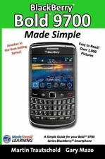 BlackBerry Bold 9700 Made Simple: A simple guide book for your BlackBerry Bold