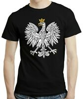 349101278 Orzel Bialy - Koszulka Patriotyczna Polish Patriotic Poland T-shirt Tshirt  Tee