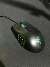 (USED) Razer Naga Trinity: True 16,000 5G Optical Sensor - 3 Side Plates