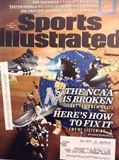 Sports Illustrated Magazine The NCAA Is Broken October 9, 2017 101217nonrh2