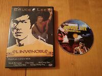 BRUCE LEE EL INVENCIBLE DVD ESPAÑOL REGIONES 1-6 LAI KAI SHUK REGION 0 ALL