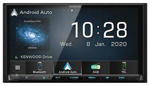 Kenwood DMX7520DABS Doppel-DIN MP3-Autoradio Touchscreen Bluetooth DAB USB Carpl